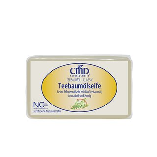 CMD Tea Tree Oil Soap 100g