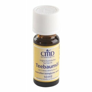 CMD Tea Tree Oil (organic) 10ml