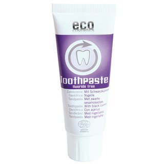 Eco Toothpaste fuoride free with Black Cumin 75ml