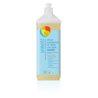 Sonett Olive Laundry Liquid Sensitive 1L