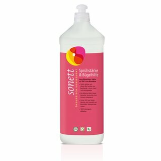 Sonett Starch Spray + Ironing Aid Refill 1L
