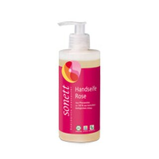 Sonett Handseife Rose Spender 300ml