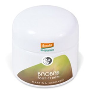 Martina Gebhardt Baobab Foot Cream 50ml