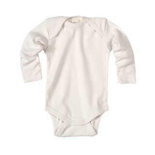 Living Crafts Wool Long-sleeved Baby Body 1St.