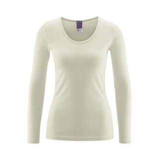 Living Crafts Cotton Long-sleeved Undershirt 1St.