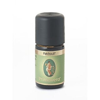 Primavera Patchouli* bio 5ml