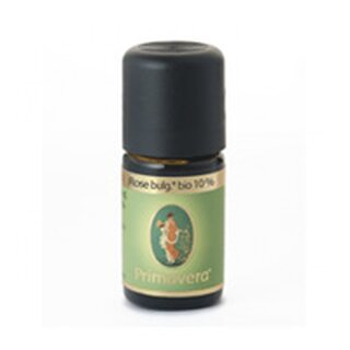 Primavera Bulgarian Rose 10%* bio 5ml