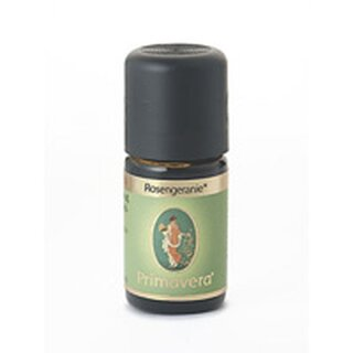 Primavera Rose Geranium* bio 5ml