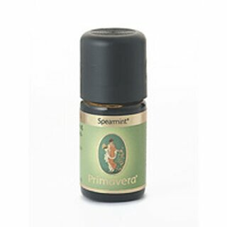 Primavera Spearmint (Krauseminze)* bio 5ml