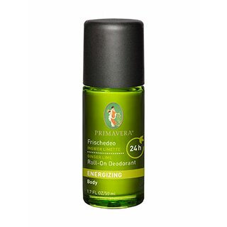 Primavera Roll-On Deodorant Ginger Lime 50ml