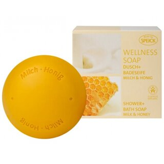 Speick Milk & Honey Wellness Soap 200g