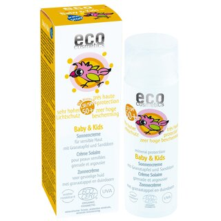 Eco Baby&Kids Sonnencreme 50+ 50ml