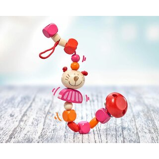 Selecta Pacifier Chain Kitti 1pc.