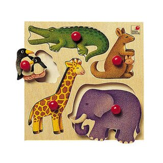 Selecta Puzzle Zoo