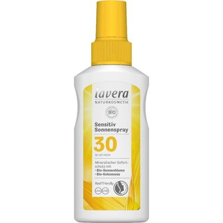 Lavera Sensitiv Sonnencreme LSF 30 100ml