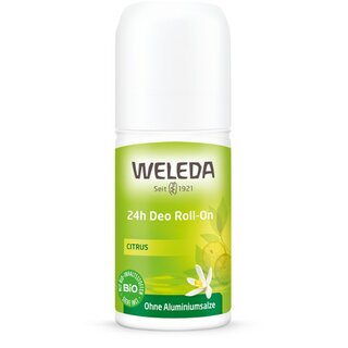 Weleda Citrus 24h Deo Roll-on 50ml