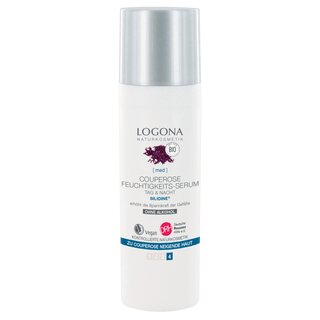 Logona Couperose Moisturizing-Serum SILIDINE® 30ml