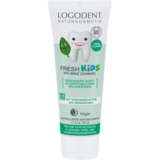 LOGODENT Fresh Kids Bio-Mint Tooth Gel 50ml