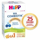 HiPP HA 1 Infant Formula Combiotik® 600g (21.16oz)