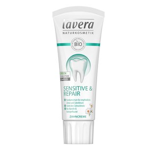 Lavera Toothpaste Sensitive & Repair 75ml