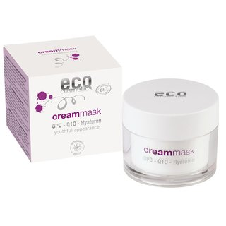 ECO Cream Mask with OPC, Coenzyme Q10 and Hyaluronic Acid 50ml
