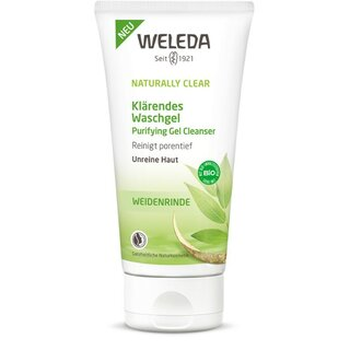 Weleda Naturally Clear Refreshing Cleansing Gel 100ml