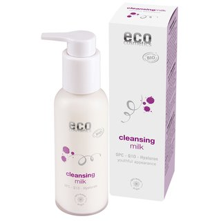 Eco Cleansing Milk with OPC, Coenzyme Q10 and Hyaluronic Acid 100ml