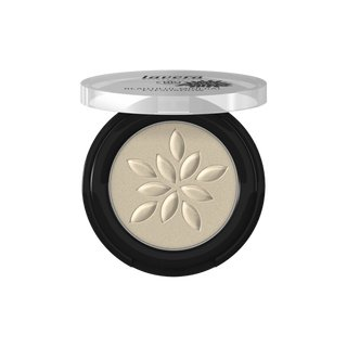 Lavera Beautiful Mineral Eyeshadow Shiny Silver 39 2g