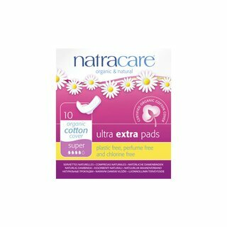 Natracare Ultra Extra Super Period Pads 10St.