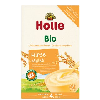 Holle Organic Wholegrain Porridge Millet 250g