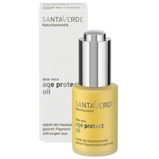 SantaVerde Age Protect Oil 30ml