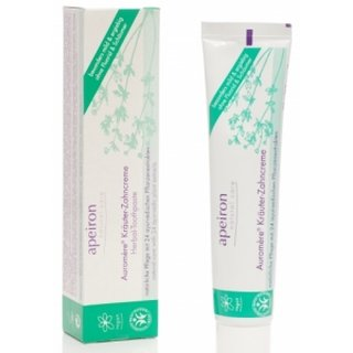 Apeiron Auromère® Herbal Toothpaste 75ml