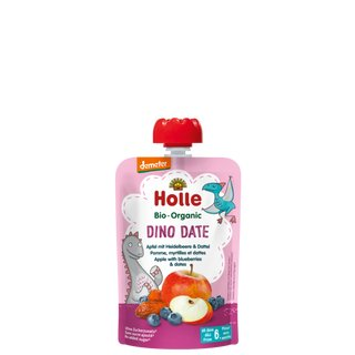 Holle Pouchy - Dino Date 100g