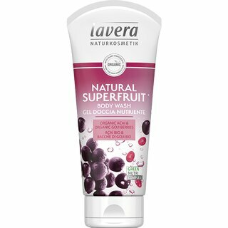 Lavera Body Wash Natural Superfruit 200ml