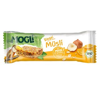 Mogli Cereal Bar 25g