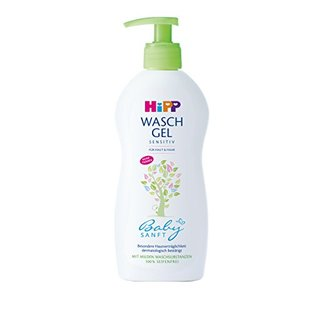 HiPP Head To Toe Baby Wash 400ml