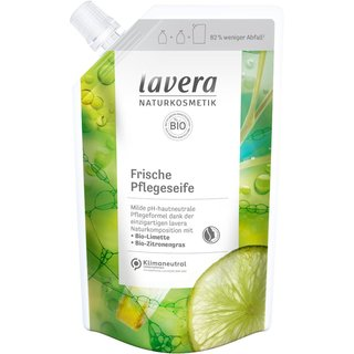 Lavera Fresh Care Soap - Refill 500ml