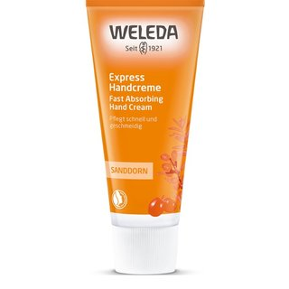 Weleda Sea Buckthorn Express Hand Cream 50ml