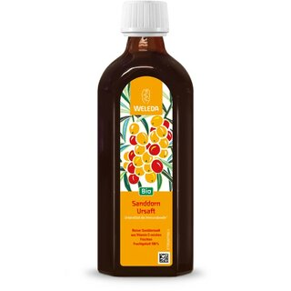 Weleda Sea Buckthorn Juice 250ml