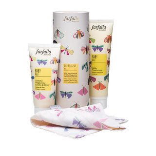 Farfalla Care Set Rose 1pc