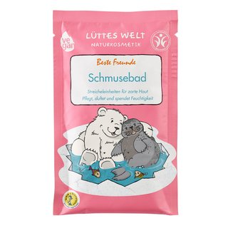 Lüttes Welt Best Friends Cuddling Bath 80g