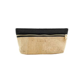 Ulstø Cosmetic Bag Cana black natural 1Pc.