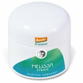 Martina Gebhardt Melissa Cream 50ml