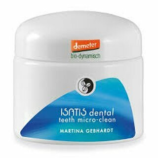 Martina Gebhardt Isatis Dental Teeth Micro-Clean 20g