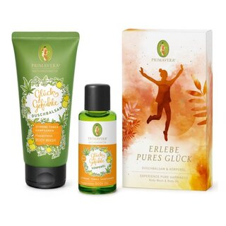 Primavera Experience Pure Happiness Gift Set 1Pc.