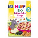 HiPP Organic Breakfast Rings 135g (4,76oz)