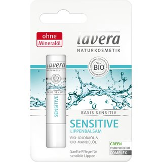 Lavera BASIS Sensitiv Lippenbalsam 4.5g