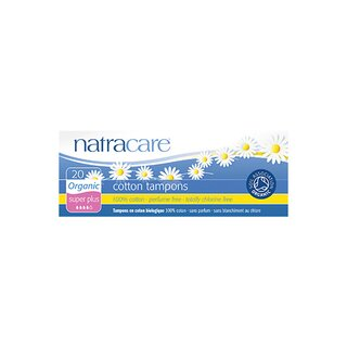 Natracare Tampons Super Plus 20St.
